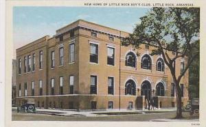 Arkansas Little Rock New Home Of Little Rock Boys Club