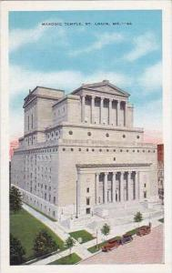 Missouri St Louis Masonic Temple