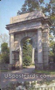Marietta National Military Cemetery - Georgia GA