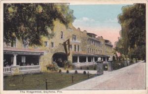 Florida Daytona The Ridgewood Hotel 1927
