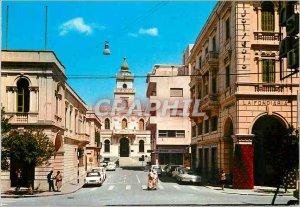 Postcard Modern Tripoli Ministero degli esteri palazzo