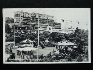 Essex SOUTHEND ON SEA Peter Pan Playground c1950s RP Postcard by Dennis Bros