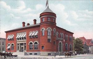 Post Office Kalamazoo Michigan 1910