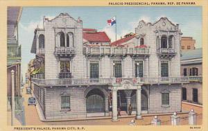 President's Palace, PANAMA CITY, Panama, 1930-1940s