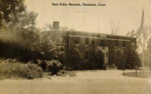 CT - Danielson.  State Police Barracks