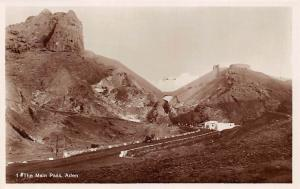 Yemen Aden The Main Pass Road Real Photograph