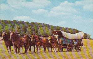 Conestoga Wagon Greetings From The Pennsylvania Dutch Country