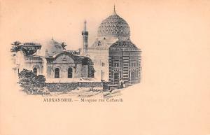 Alexandrie Egypt, Egypte, Africa Mosquee rue Caffarelli Alexandrie Mosquee ru...