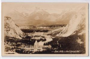 RPPC, Bow Valley, Banff Springs