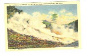 Sunbeam Hot Springs, U.S.93,Salmon River, Idaho, 30-40s