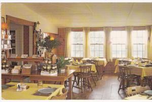 Yardarm Motel & Restaurant , SEARSPORT , Maine , PU-1983