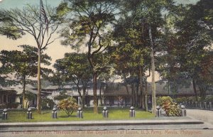 MANILA, Philippines, 1900-10s; Estado Mayor, Headquarters of the Department o...