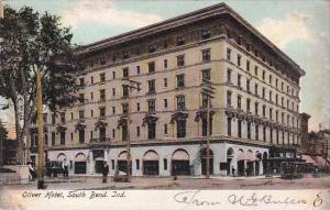 Indiana South Bend Oliver hotel