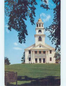 Unused Pre-1980 CHURCH SCENE Westmoreland New Hampshire NH A7248