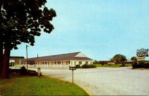 Ohio East Fremont Motel Ding On U S 20