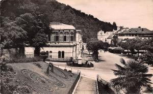 France Bagneres De Bigorre, Les Thermes et le Casino Promenade