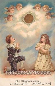 Religion Postcard  Kingdom Come
