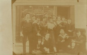 France Student Club 1910 RPPC 05.16