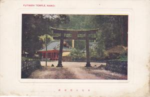 Futaara Temple, NIKKO, JAPAN, 1910-1920s