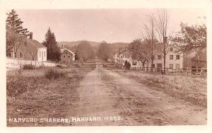 Shaker Postcards Old Vintage Antique Post Cards Printed Photo Unused