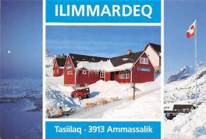 Greenland Ilimmardeq Ammassalik Island Tasiilaq Ammassalik House of Philatelic