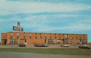SWIFT CURRENT , Saskatchewan , Canada , 50-60s : Skyline Motor Motel