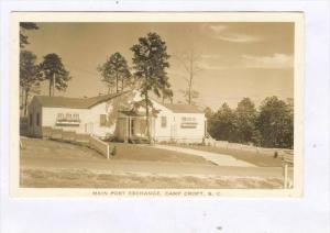 RP, Main Post Exchange, Camp Croft, South Carolina, 1930-1950s
