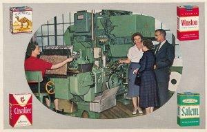 R.J.Reynolds Tobacco Company , WINSTON-SALEM , North Carolina , 40-50s