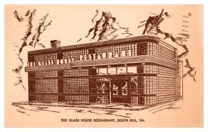6891  VA  South Hill   The Glass House Restaurant