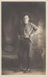 RP: Cowboy Portrait , 00-10s