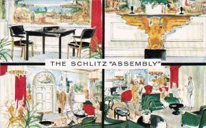 The Schlitz Brewery Multi View Milwaukee Wisconsin