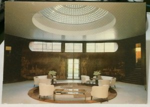 England Entrance Hall at Eltham Palace - posted