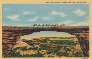 SAN JUAN COUNTY, Utah, 30-40s ; Edwin Natural Bridge