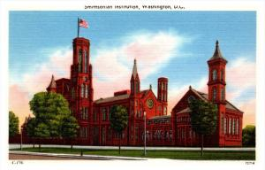 WashingtonD.C.   Smithsonian Institute