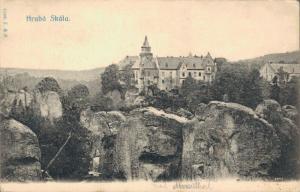 Czech Republic Hrubá Skála 02.62
