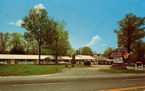 MA - Brimfield. Indian Village Motel & Dining Room