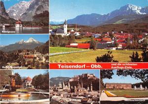 GG11967 Luftkurort Teisendorf Koenigssee Bad Reichenhall Brunnen Herrenchiemsee