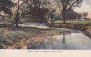 Iowa Mount Vernon Abbey Creek