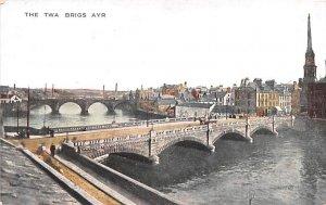 The TWA Brigs AYR Scotland, UK Unused