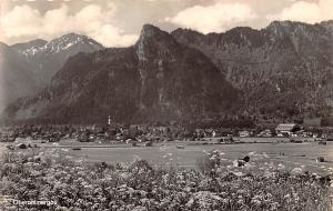 Oberammergau Kofel u. Notkarspitze Gesamtansicht