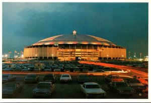 Texas Houston The Astrodome Stadium