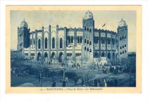 Barcelona, SPAIN , 00-10s   Plaza de Toros
