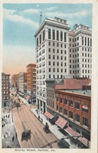 NORFOLK, Virginia, 00-10s ; Granby Street