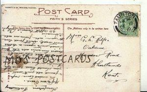 Genealogy Postcard - Grace Rolfe - Meadow Road - Shortlands - Kent - Ref 9035A