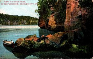 Wisconsin Dells Of The Wisconsin River View In Lower Dells