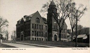 VT - Bellows Falls. High School