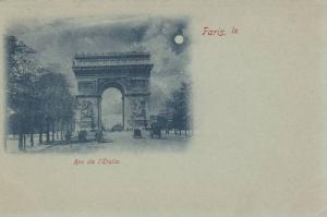 Arc da l'Etoila, Paris, France, 00-10s