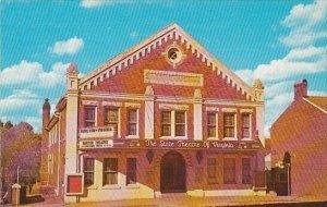 Famous Barter Theater Abingdon Virginia