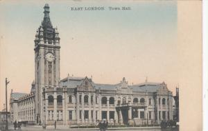 LONDON, England, 1900-1910's; Town Hall