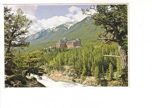 Banff Springs Hotel, Alberta, Photo Jimmy Shaw, Official Heritage Print